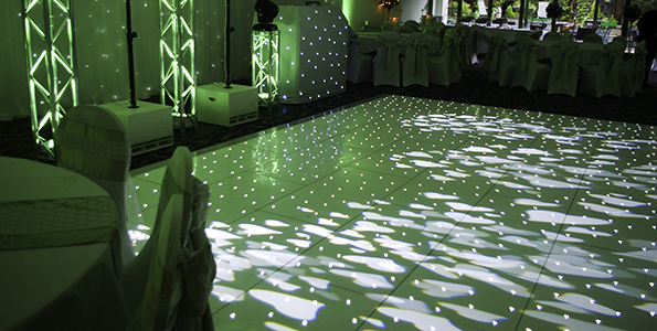 Starlight Dance Floor Hire South Wales