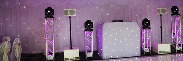 Wedding Backdrops South Wales